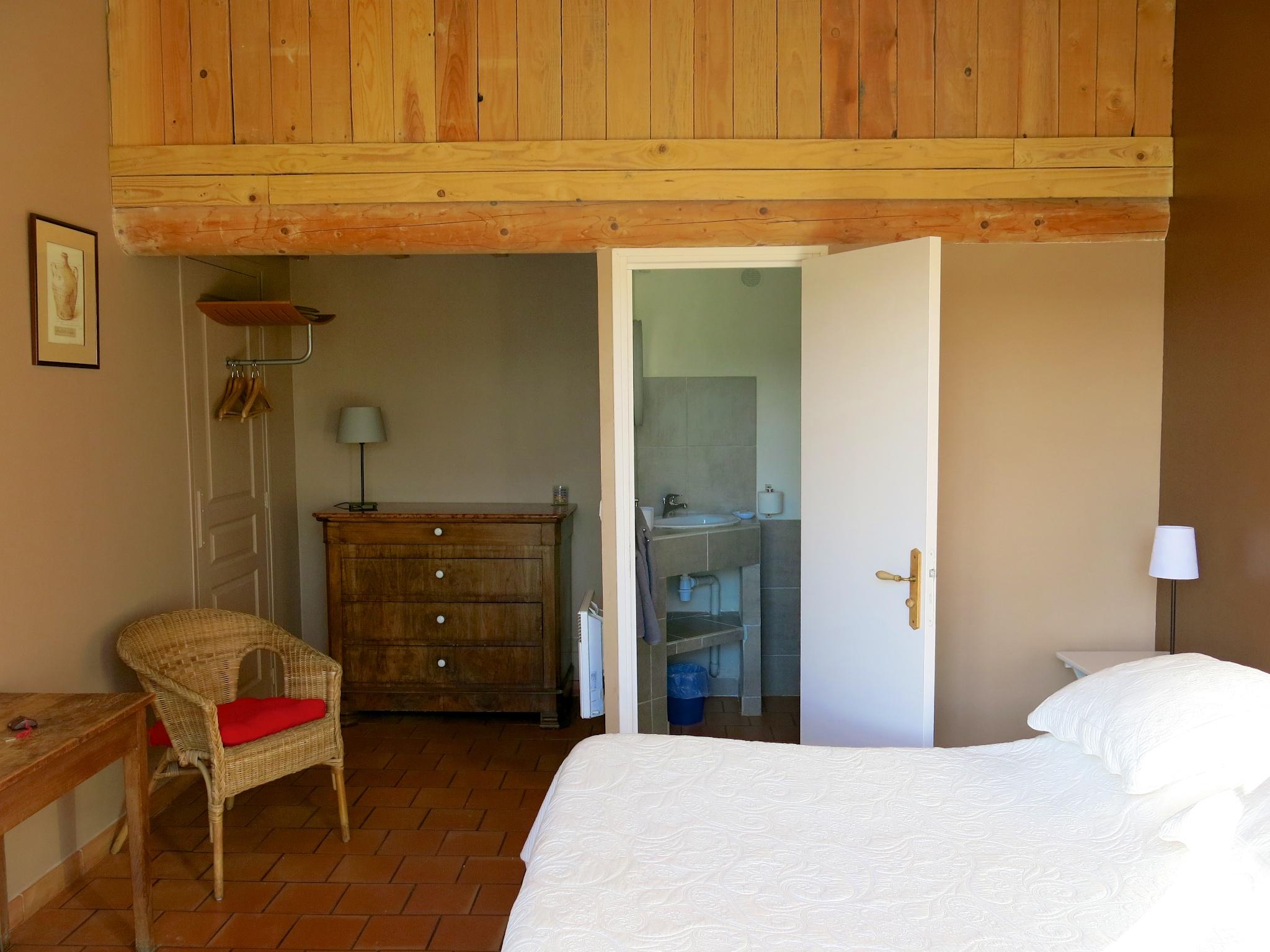 Les chambres chambres d 39 h tes les oliviers chambres d for Chambres d hotes gorges du verdon